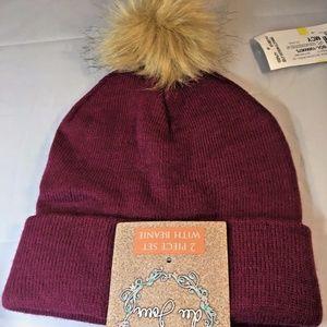 Belle Du Jour Teen /Women's Winter / Autumn Hat On